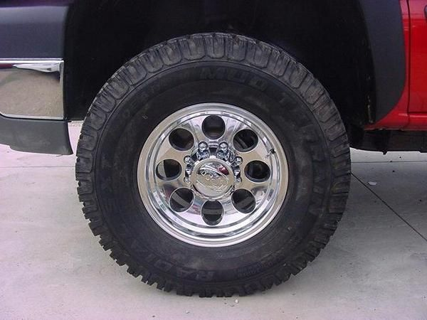 16X8 8 LUG BAJA STYLE CHEVY FORD ION 171 DODGE