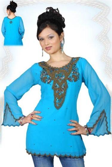 Индийские Блузки
