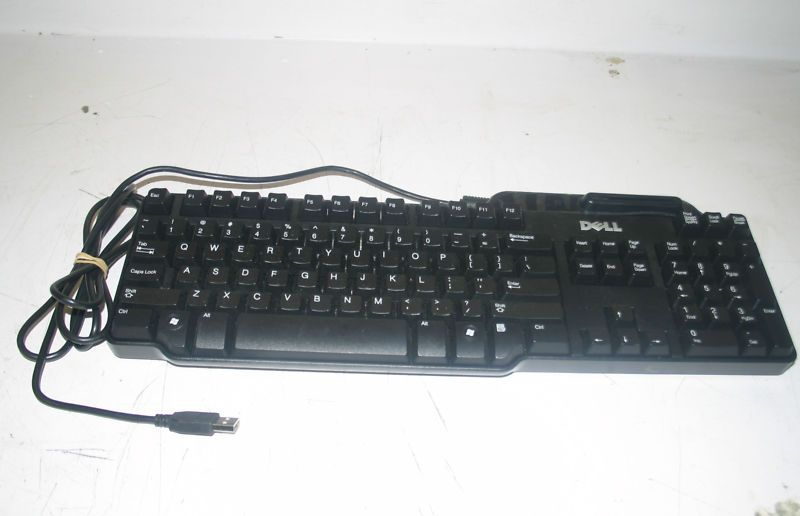 Dell SK 3205 USB Keyboard with Smart Card Reader